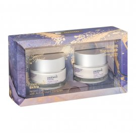 PANTHENOL EXTRA Σετ Night Treasure, Night Cream - 50ml 1+1