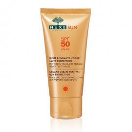 NUXE Sun Face Cream SPF50 50ml + ΔΩΡΟ Creme Fraiche de Beaute Light 15ml
