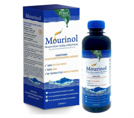 Power Health Mourinol Liquid 250ml Μάνγκο Ροδάκινο
