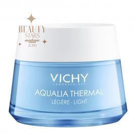 Vichy Aqualia Thermal Rehydrating Cream Light, Ενυδατική Κρέμα Προσώπου για Κανονικές Επιδερμίδες 50ml