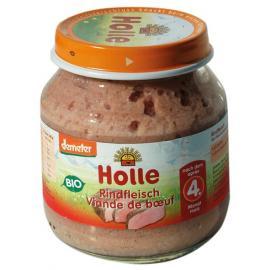 Holle Κρέας βόειο σε βάζο 125gr