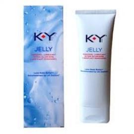 KY Jelly Λιπαντικό ζελέ (Αντικατάστασης της φυσικής υγρασίας του κόλπου 75gr)