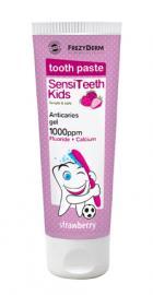 FREZYDERM SENSITEETH KIDS TOOTHPASTE 1.000ppm 50ML