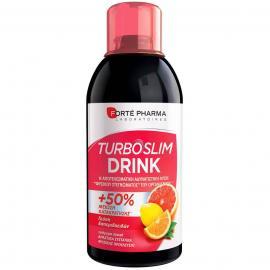 Forte Pharma Turboslim Drink Γεύση Εσπεριδοειδών 500ml