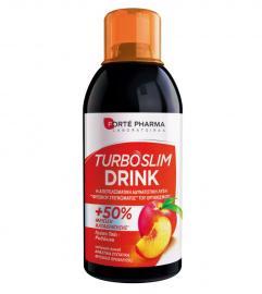 FORTE PHARMA TURBOSLIM DRINK PEACH 500ML