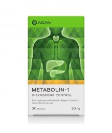 Agan Metabolin 1 30vegicaps