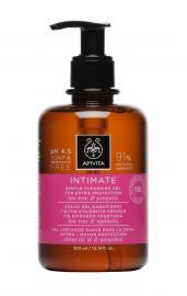 Apivita Intimate Special Gentle Cleansing Gel με Tea Tree & Πρόπολη 300ml
