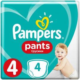 Pampers Pants Μέγεθος 4 (9-15 kg)  4τμχ