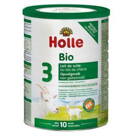 Holle bio 3 Βρεφικό Βιολογικό Γάλα Κατσικίσιο Νο3 απο 10 μηνών 800gr