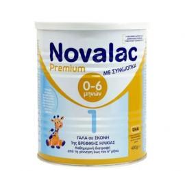 Novalac premium 1 400g