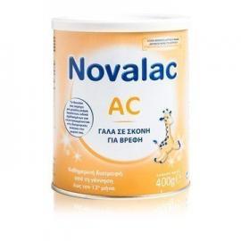 Vianex Novalac AC Παρασκεύασμα Για Βρέφη Από Την Γέννηση 400gr