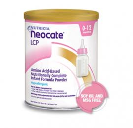 Nutricia Neocate LCP (0- 12 Μηνών) Υποαλλεργικό Γάλα 400gr