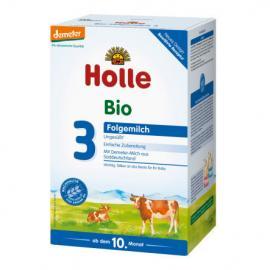 Holle Βρεφικό γάλα Νο.3 από 10 μηνών 600gr