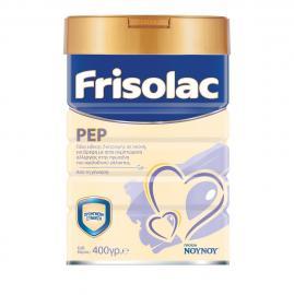 NOYNOY Frisolac PEP Γάλα Ειδικής Διατροφής για Ήπια Συμπτώματα Αλλεργίας στην Πρωτεΐνη Αγελαδινού Γάλακτος 400gr