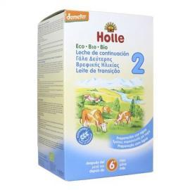 Holle BIO Βιολογικό Βρεφικό Γάλα Νο2 600gr