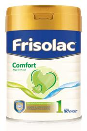 Frisolac Comfort Γάλα Σε Σκόνη 1ης Βρεφικής Ηλικίας 6m+ 800gr