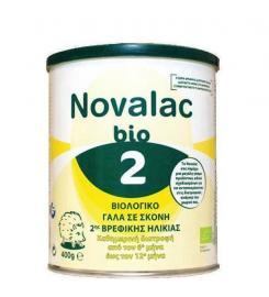 NOVALAC 2 Bio 400gr