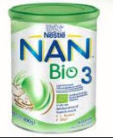 Nestle ΝΑΝ Bio 3 400g