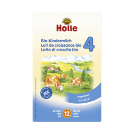 Holle Βρεφικό γάλα Νο.4 από 12 μηνών 600gr