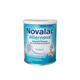 Novalac Allernova - Θεραπεία Αλλεργίας και Διαταραχών Παλινδρόμησης 400gr