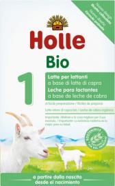 Holle Παιδική Τροφή με Βάση το Κατσικίσιο Γάλα, Νο1, έως 6 μηνών, 400gr