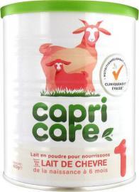 Cube Capri care 1 Γάλα Για Βρέφη Απο Τη Γέννηση Με Βάση Το Κατσικίσιο Γάλα 400gr