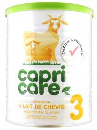 CAPRICARE 3 βρεφικό γάλα με βάση το κατσικίσιο γάλα 400gr