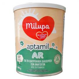 Milupa Aptamil AR Αντιαναγωγικό Γάλα Από την Γέννηση 400gr