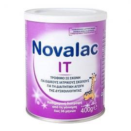 Novalac Γάλα σε Σκόνη IT 0-36m 400gr