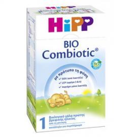 Hipp- Βρεφικό Γάλα Bio Combiotic №1 600gr