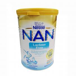 Nestle Nan Lactose Free Γάλα για Βρέφη με Δυσανεξία στη Λακτόζη, 400 gr