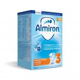Nutricia Almiron 3 Νηπιακό Ρόφημα Γάλακτος 1-2 Ετών 600gr