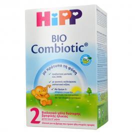 Hipp - Βρεφικό Γάλα Bio Combiotic №2 600gr