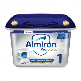 Nutricia Almiron Profutura 1 Γάλα 1ης Βρεφικής Ηλικίας από 0-6 μηνών 800gr