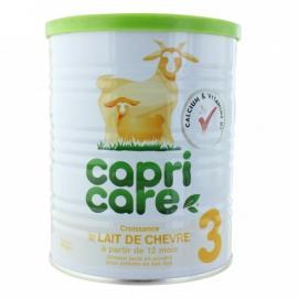 Κατσικίσιο Γάλα Capri Care 3 από τον 12ο μήνα 400g