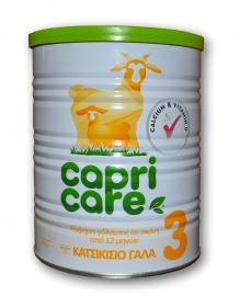 Capricare Νο3 Κατσικίσιο Γάλα 3ης Βρεφικής Ηλικίας από τον 12ο μήνα 400gr