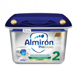 Nutricia Almiron Profutura 2 Γάλα 2ης Βρεφικής Ηλικίας από 6-12 μηνών 800gr