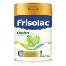 NOYNOY Frisolac Comfort No1 400gr νέα προηγμένη σύνθεση