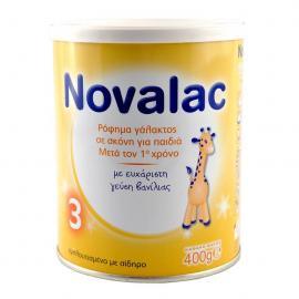 NOVALAC 3 400g