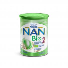 Nestle Nan Bio 2 Γάλα 2ης Βρεφικής Ηλικίας σε Σκόνη από τον 6ο Μήνα 400gr