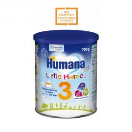 Humana Optimum 3 Ρόφημα Γάλακτος σε Σκόνη Μετά τον 12ο Μήνα 700gr