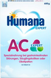 HUMANA Ειδικό φαγητό AC Expert 600 γρ