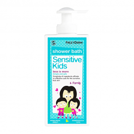 FREZYDERM SENSITIVE KIDS SHOWER BATH