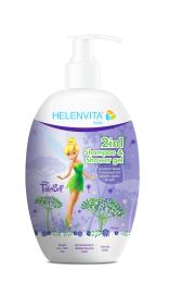 Helenvita Kids TinkerBell 2 in 1 Shampoo & Shower Gel 500ml