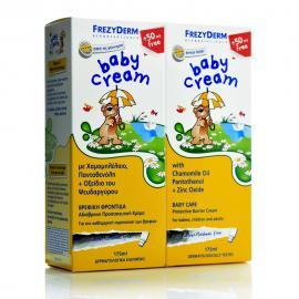 Frezyderm Προσφορά Baby Cream 2 Χ 175 ml