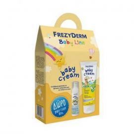 Frezyderm PROMO Baby Cream Κρέμα Για Την Αλλαγή Πάνας 175ml - ΔΩΡΟ Baby Foam Απαλός Αφρός Καθαρισμού 80ml