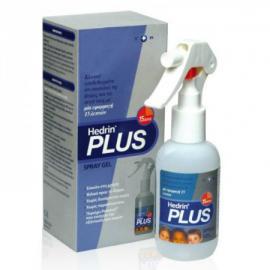 HEDRIN Plus Spray Gel, Αντιφθειρικό Σπρέι - 100ml
