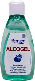 Perrigo Alcogel Hand Cleanser Αλκοολούχο Τζέλ Χεριών 200ml