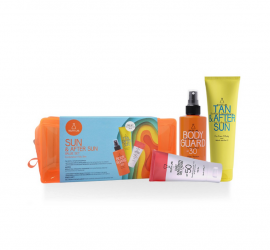 Youth Lab Sun & After Sun Value Set Body Guard Sunscreen Spray SPF30 200ml + Daily Sunscreen Cream For Oily Skin Types SPF50 50ml + Δώρο Tan After Sun Soothing & Tan Prolonging 150ml