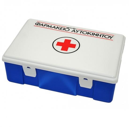 Κουτιά, Τσάντες Φαρμακείου
